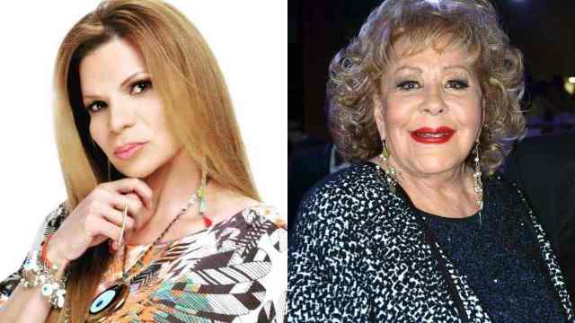 Mhoni Vidente predice la muerte de una actriz de 80 años ¿Silvia Pinal en riesgo?