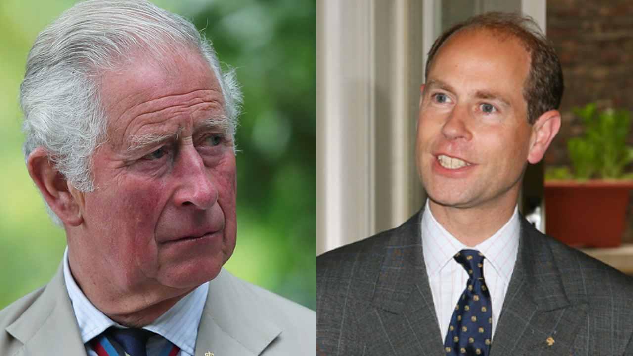Príncipe Carlos se pelea con su hermano por el ducado de Edimburgo