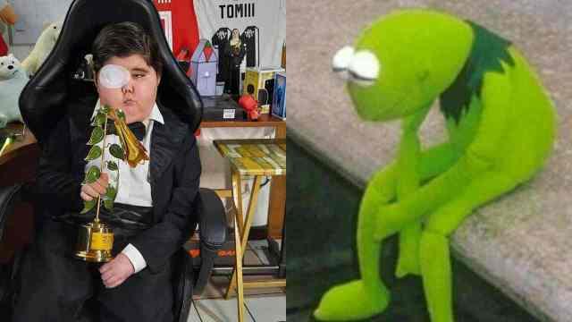 Tomiii 11, el niño youtuber que padece cáncer cerebral, está delicado de salud