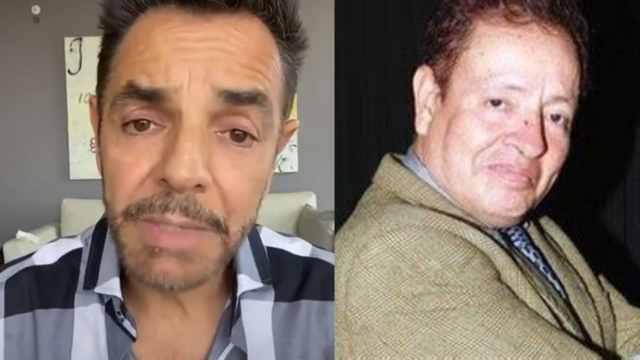 Eugenio Derbez reacciona hospitalizacion Sammy Perez