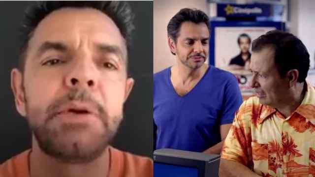Eugenio Derbez reacciona muerte Sammy Perez