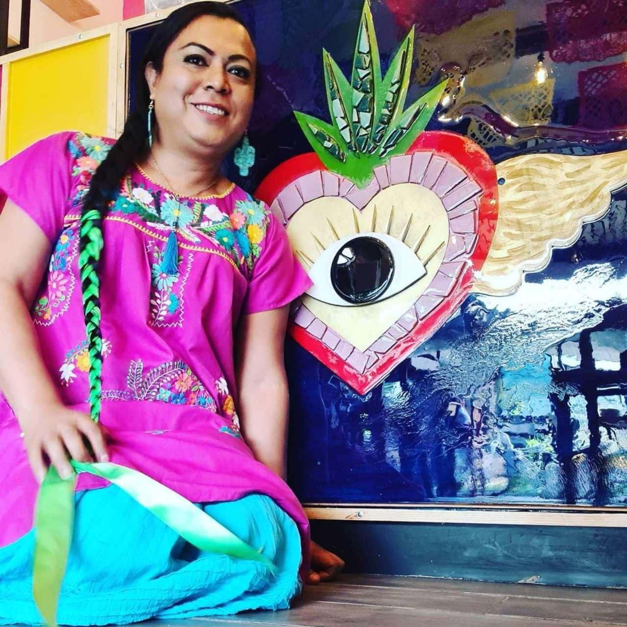 Lady tacos de canasta exige 200 mil restaurante