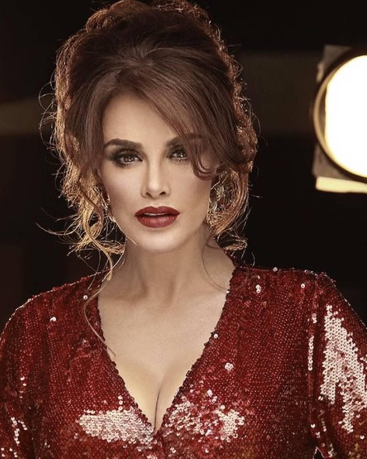 Lucía Méndez critica a El Puma por hablar mal de ella y asegura que es un mentiroso