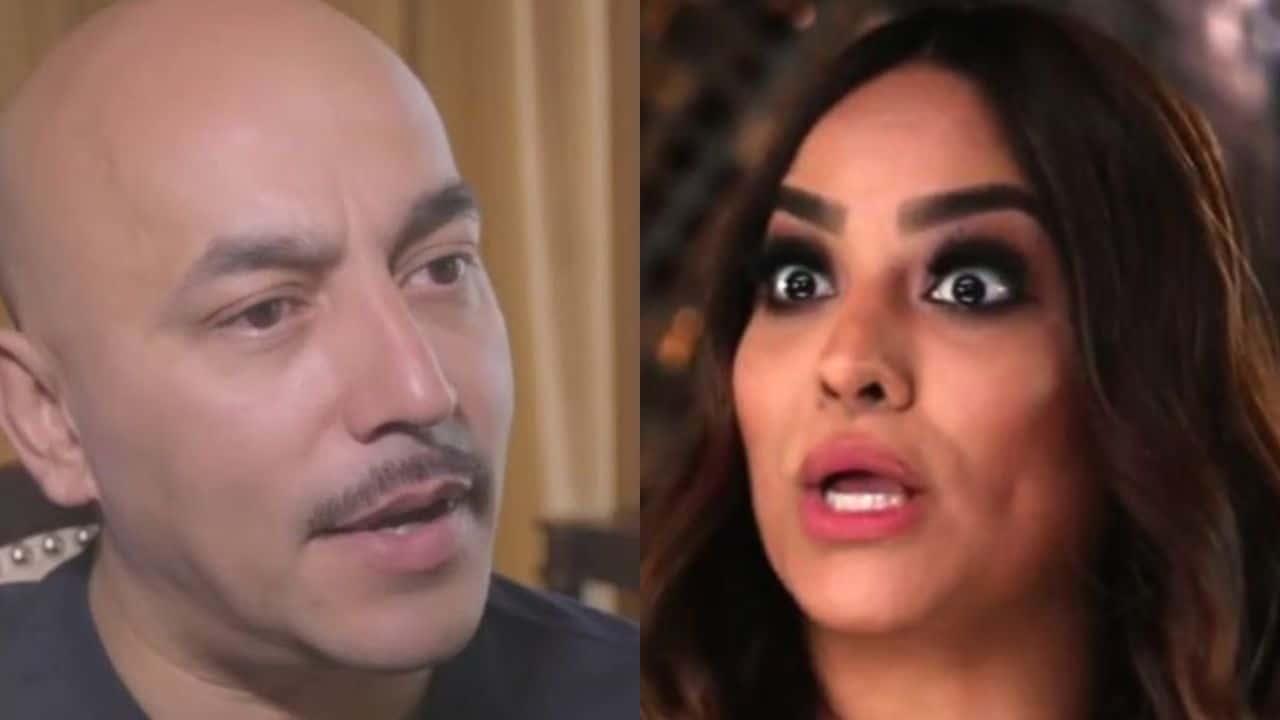 Lupillo Rivera furioso con su ex por video bajándose el pantalón frente a sus hijos