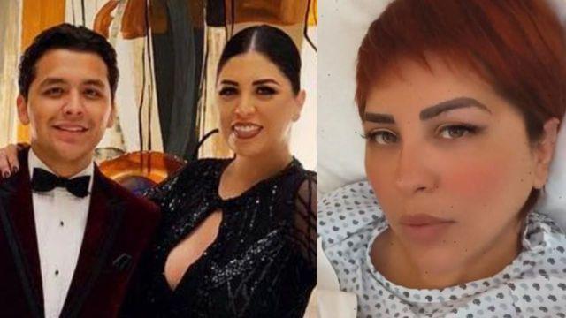 Christian Nodal: Mamá del cantante es hospitalizada de urgencia para operación