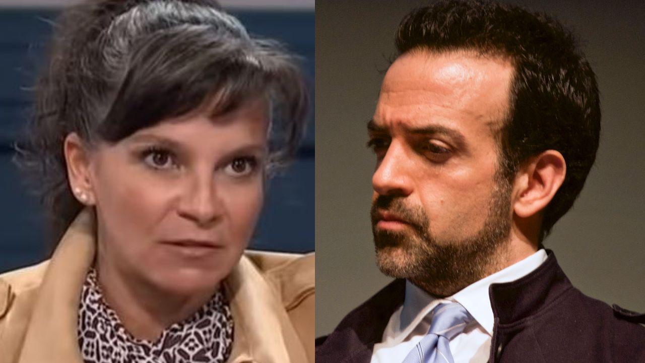 Mariana Garza revela si se separó de Pablo Perroni por ser bisexual