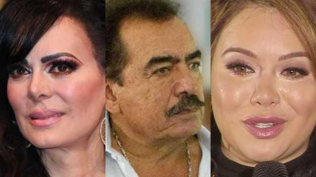Maribel Guardia pone en duda a Chiquis por asegurar que Joan Sebastian la pretendió