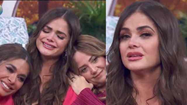Marisol González se despide entre lágrimas de 'Hoy'