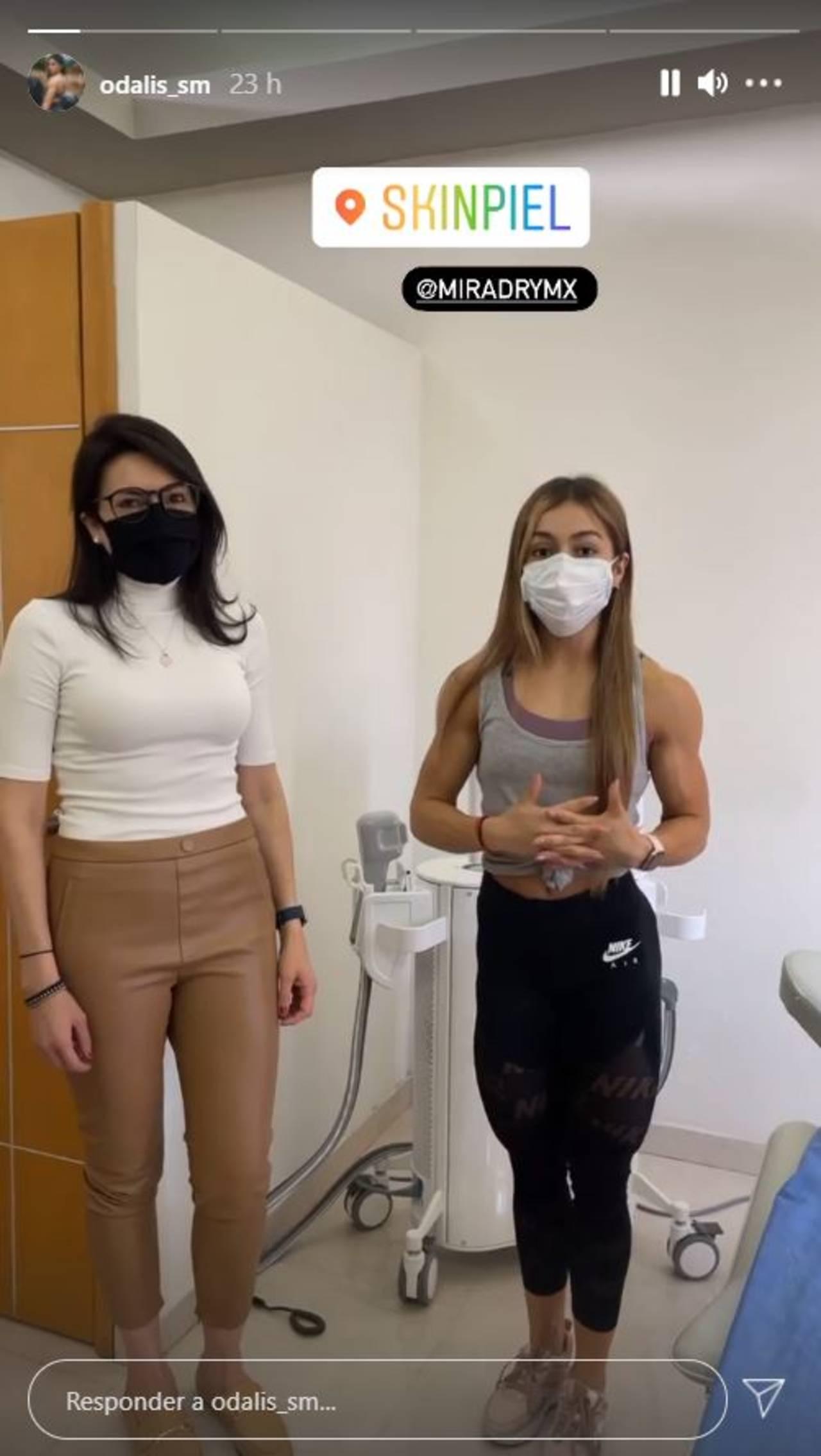 Odalis Santos Mena influencer fitness murió tras tratamiento