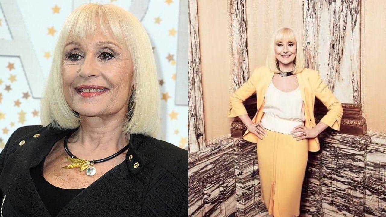 Rafaella Carra fallece a los 78 anos