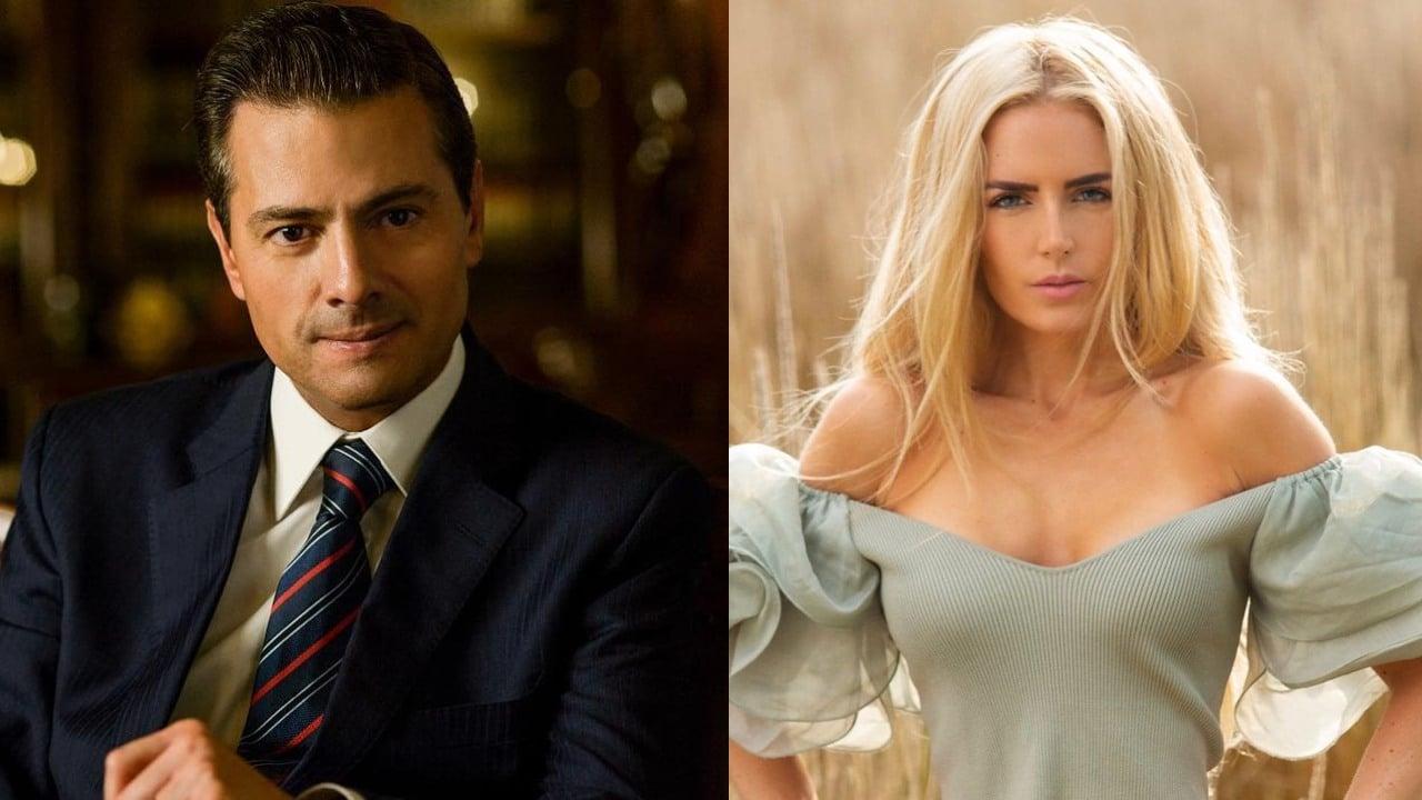 EPN reaparece con su novia Tania