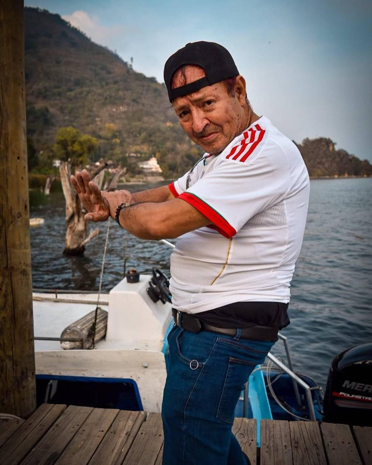 Sammy Pérez sufre complicaciones por Covid y es hospitalizado de emergencia