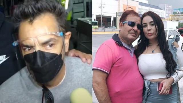 Eugenio Derbez confirma novia Sammy abandono
