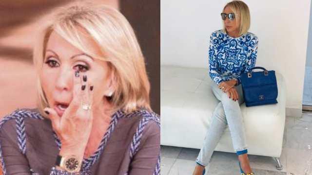 Laura Bozzo vendera coleccion bolsos lujo