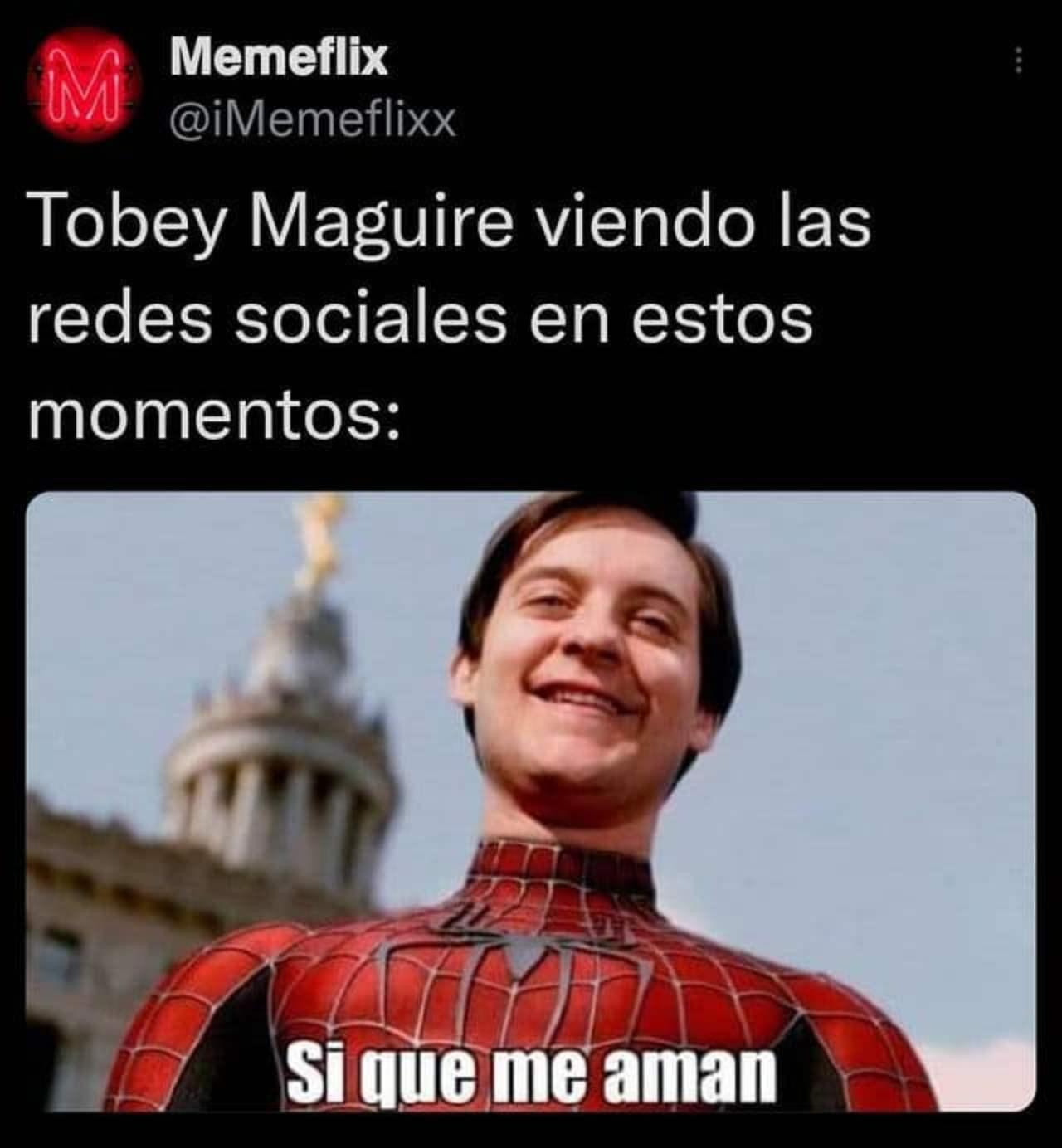 Spider Man tráiler mejores memes