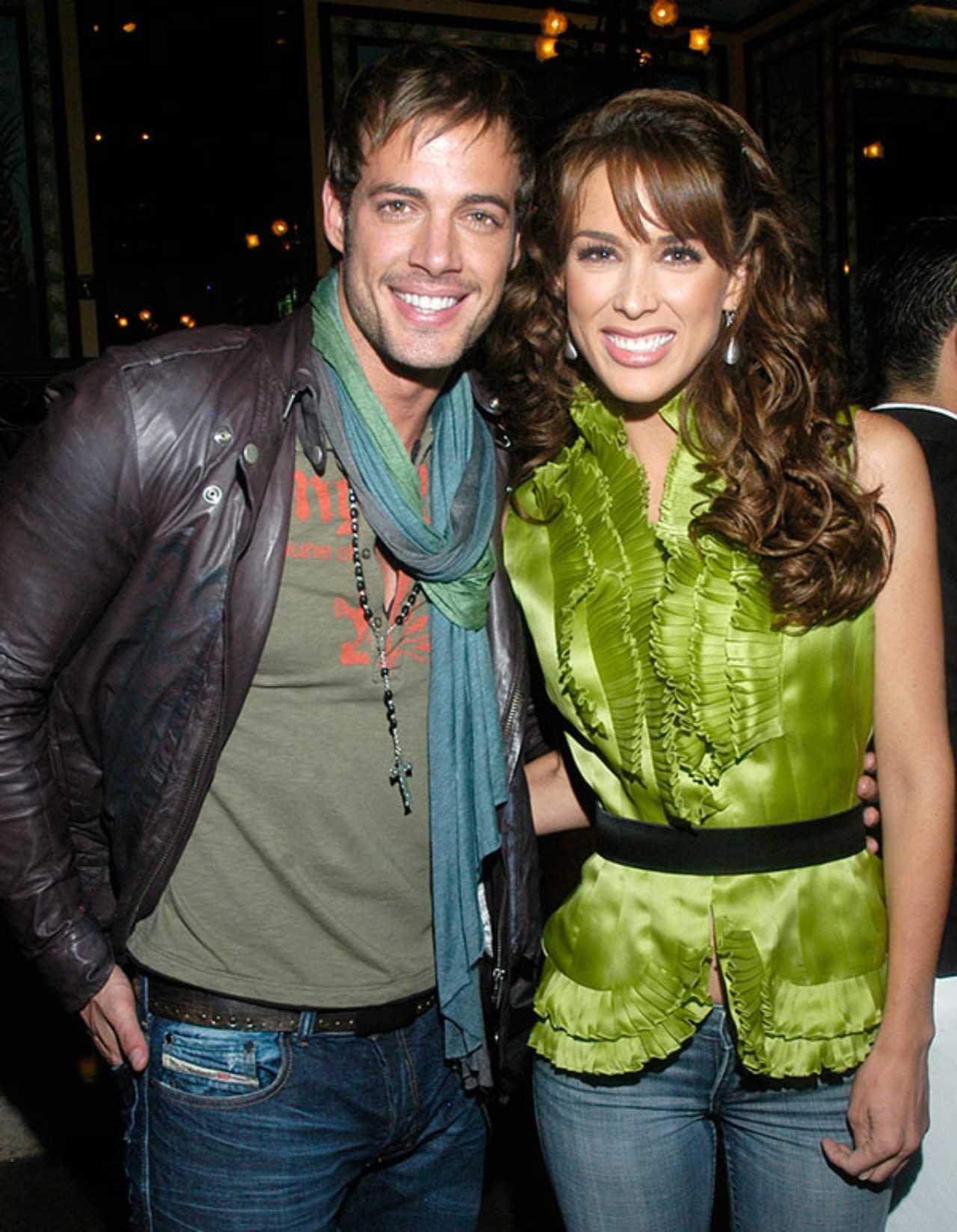 William Levy y Jacqueline Bracamontes
