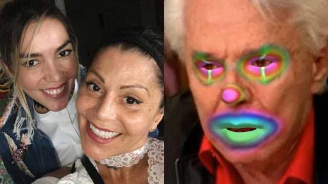 Alejandra Guzmán le da la espalda a su papá y desmiente demanda contra Frida Sofía