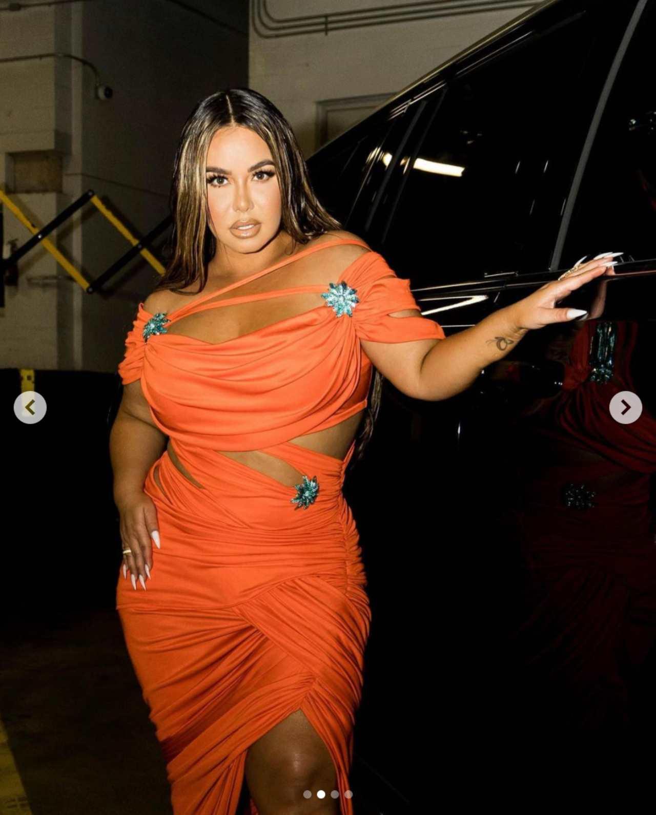 Chiquis responde críticas vestido Latin Billboards 2021