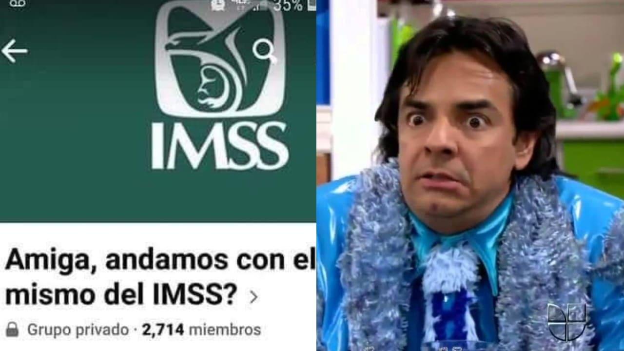 Crean grupo exponer infieles del IMSS