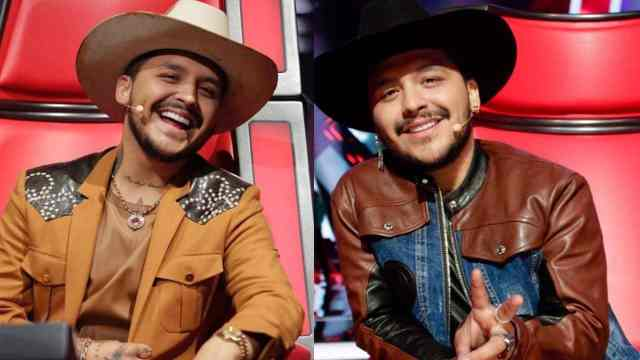 Christian Nodal outfit