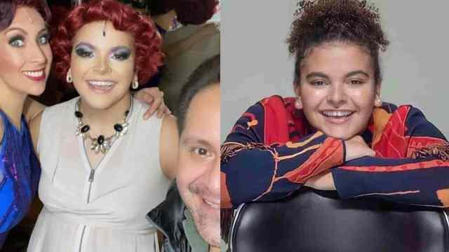 Lucero Mijares La Jaula musical despedida