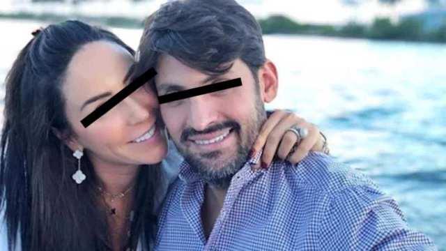 Inés G interpol esposo