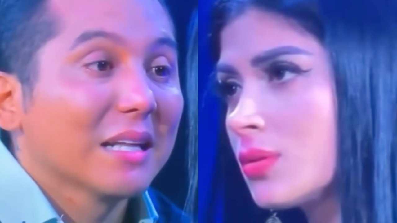 Edwin Luna revela por qué Kimberly Flores salió de 'La casa de los famosos'