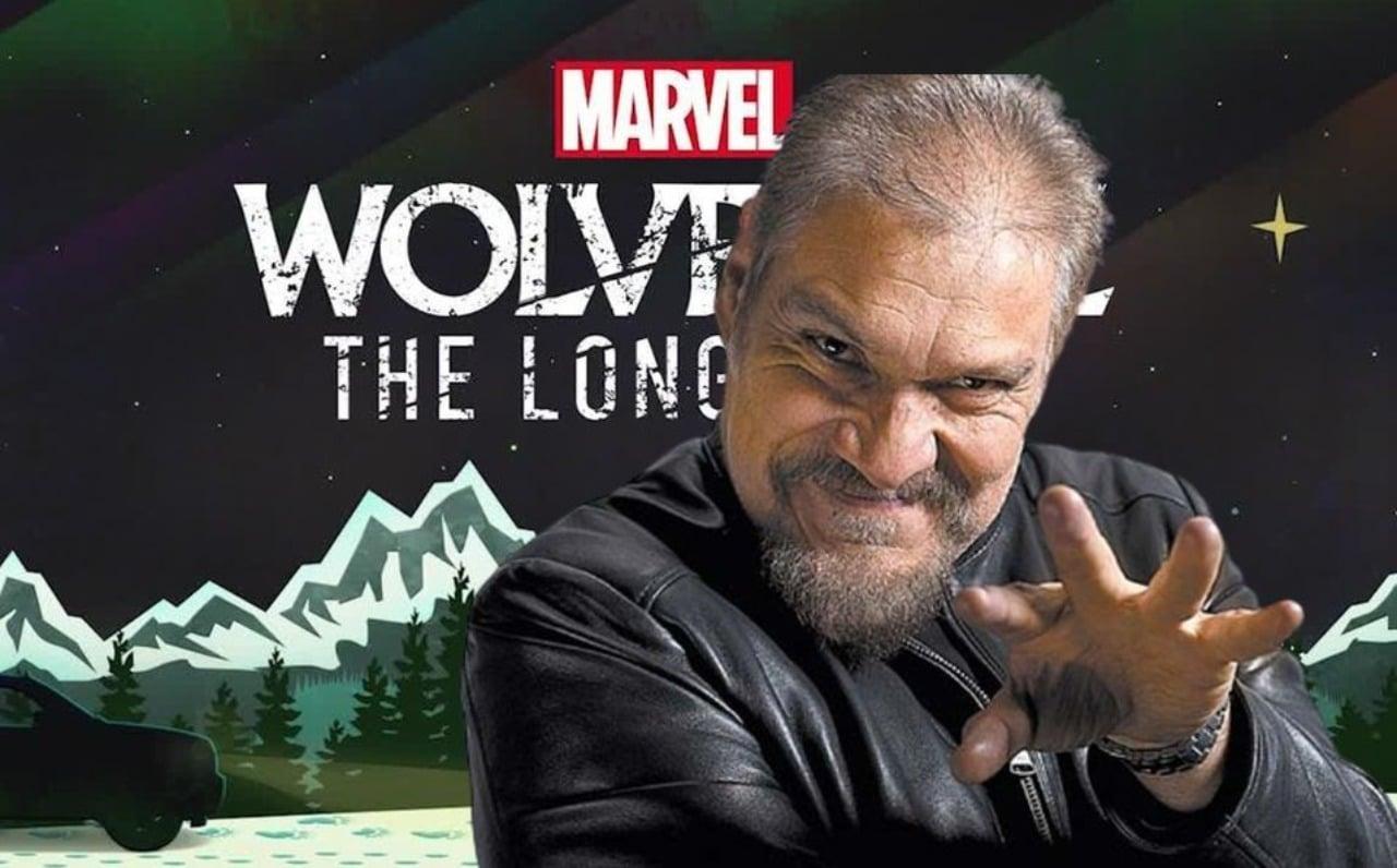 Joaquín Cosío Wolverine podcast Marvel