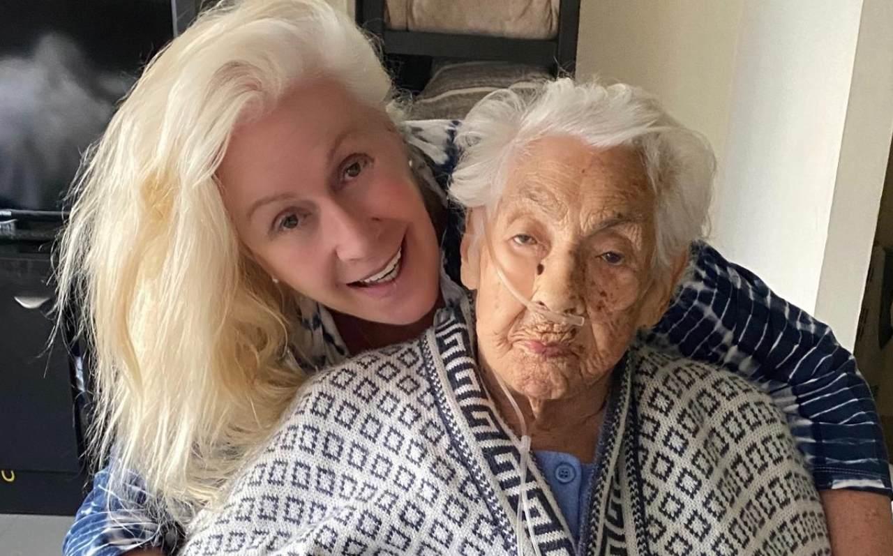 abuela 103 años fracturada