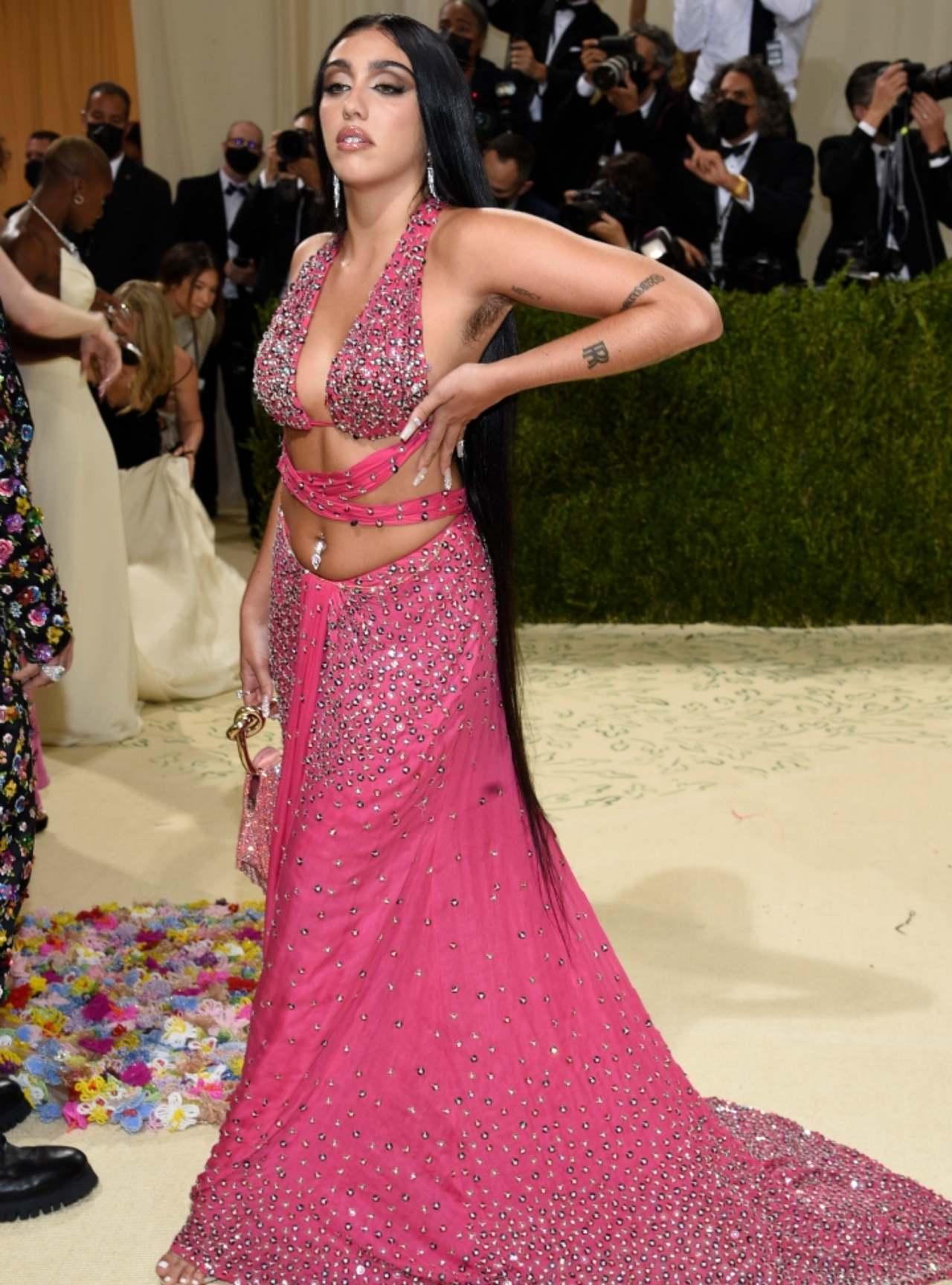 Lourdes León Met Gala Madonna