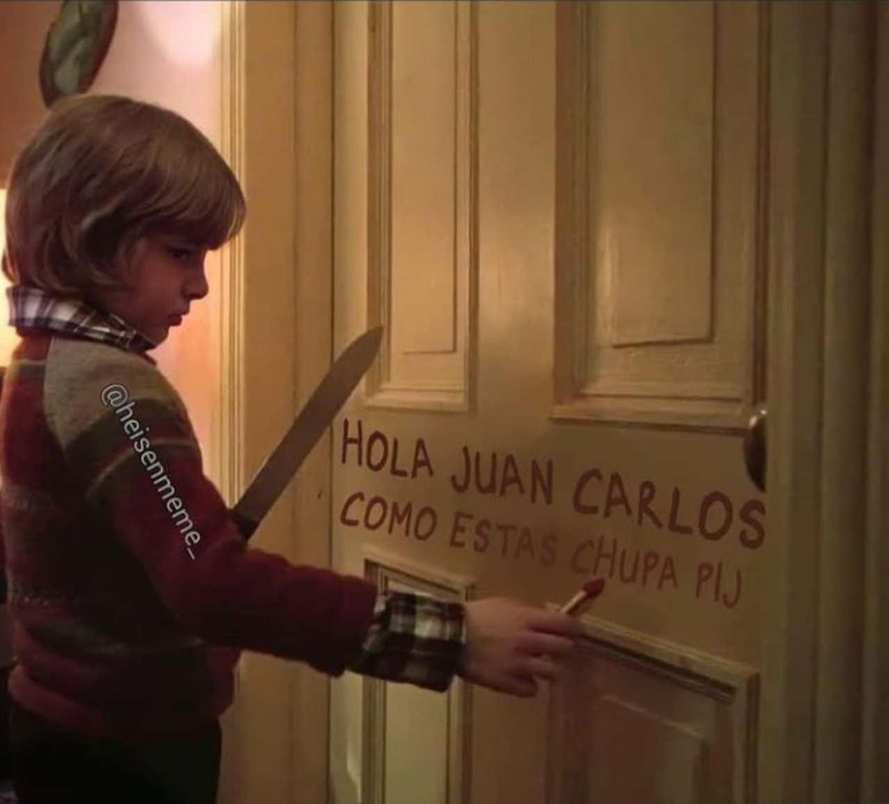 Origen audio Juan Carlos Chupapjas