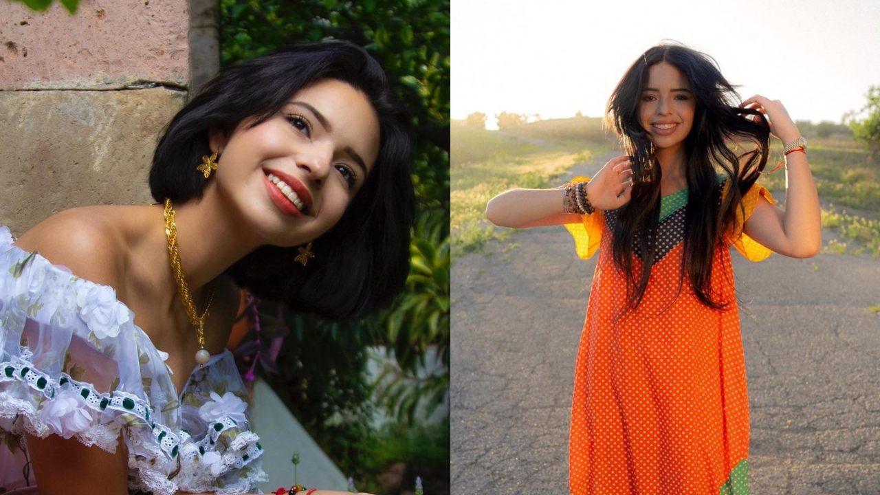 Razon Angela Aguilar no toquen cabello