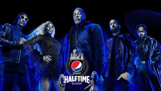 Dr. Dre, Eminem, Snoop Dogg, Mary J. Blige y Kendrick Lamar darán show de medio tiempo en Super Bowl LVI