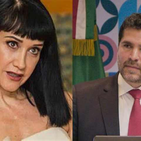 Susana Zabaleta arremete contra Eduardo Verástegui