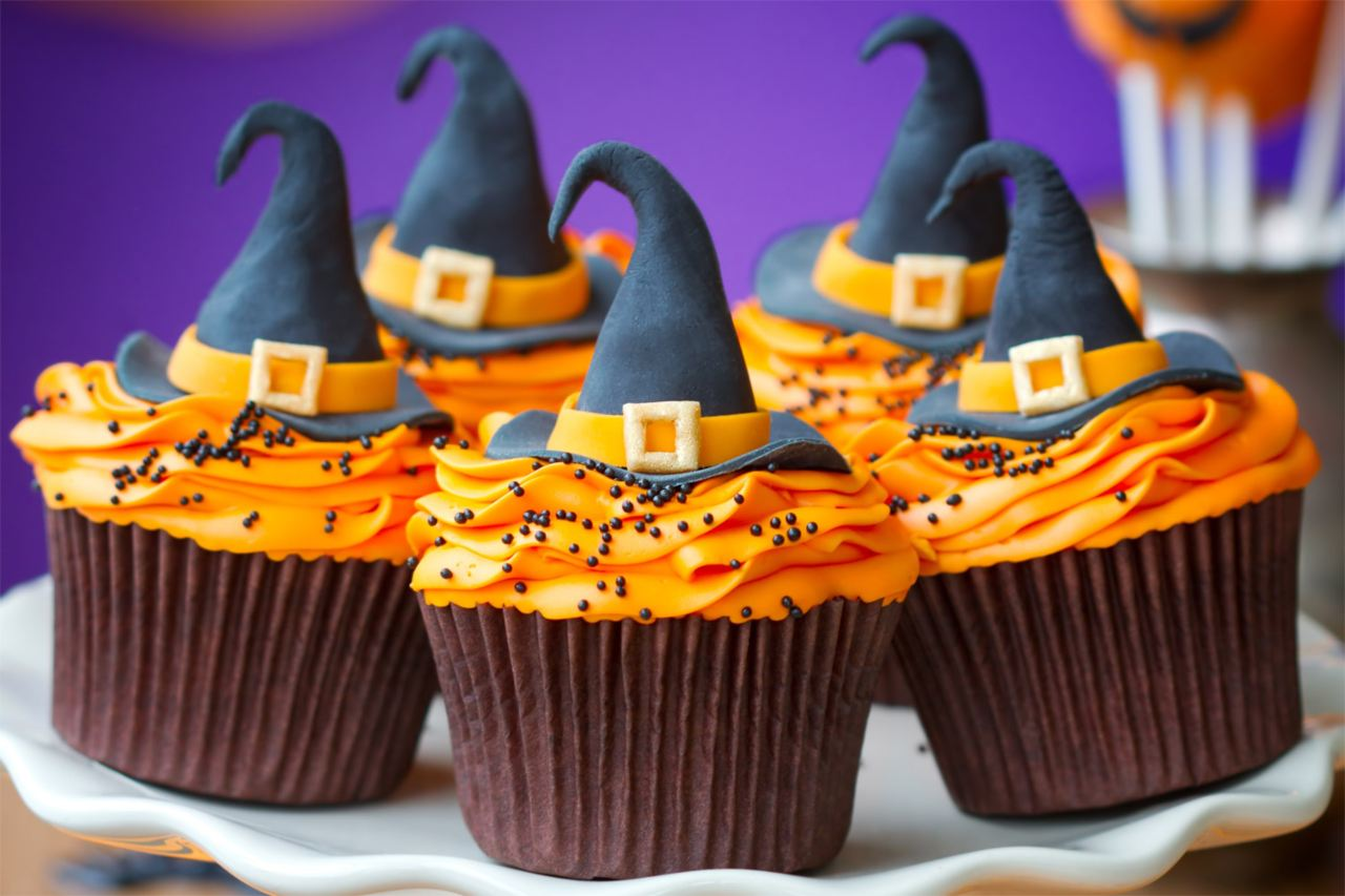 cupcakes halloween meme
