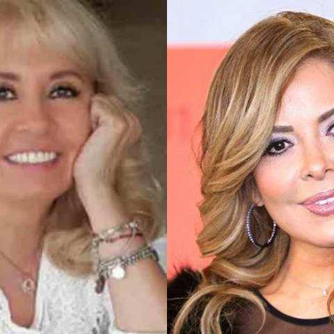 Carla Estrada Gloria Trevi