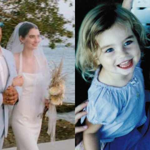 Hija de Paul Walker se casa y Vin Diesel la entrega en el altar