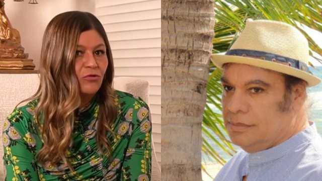 Martha Figueroa insiste en que Juan Gabriel sigue vivo