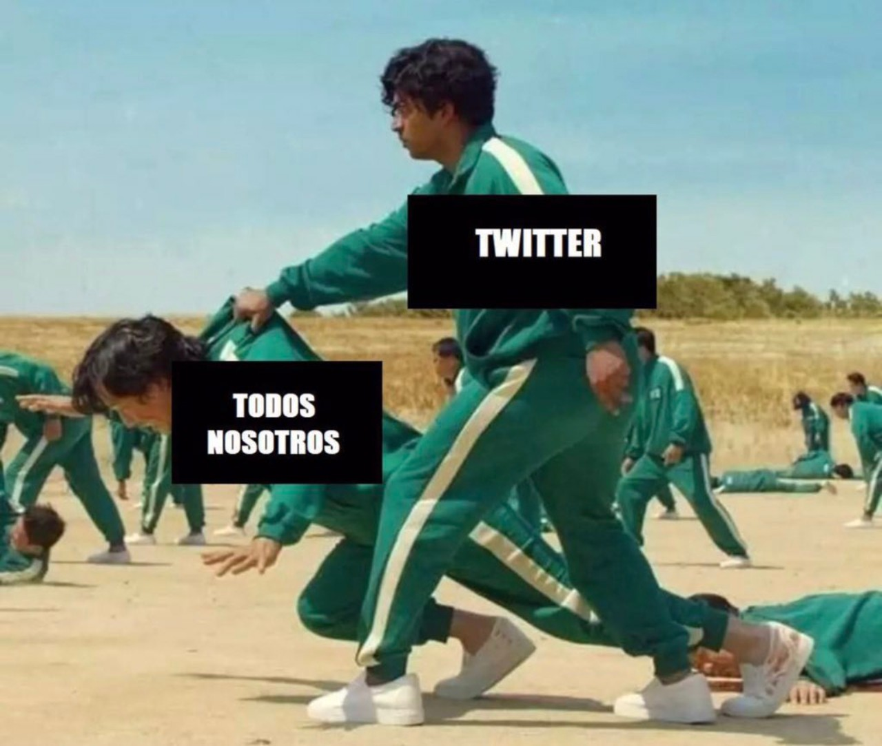 caida redes sociales twitter refugio
