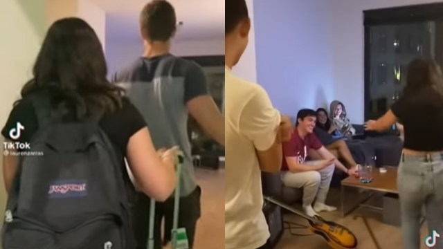 chico del sofa viral infiel novia
