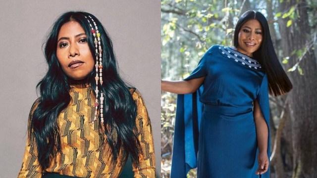 Yalitza Aparicio princesa de Disney Pocahontas