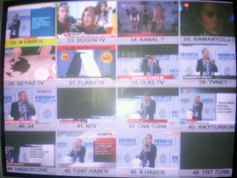 erdoğan 10 tv channels