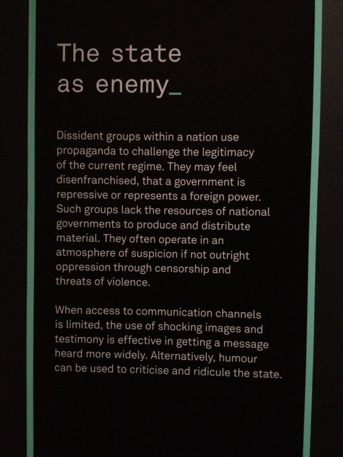 """Düşman olarak Devlet"""""""