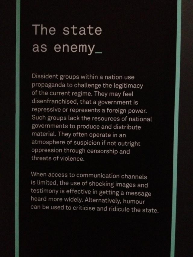 Düşman olarak Devlet?