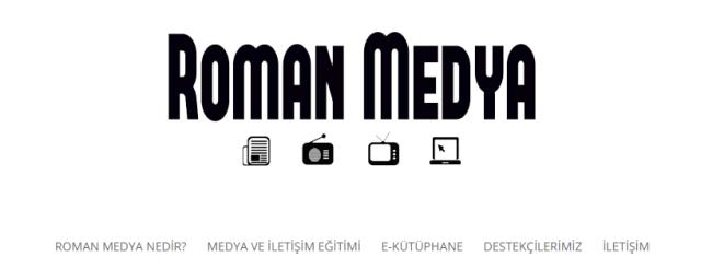 MEDYA VE İLETİŞİM EĞİTİMİ Roman Medya