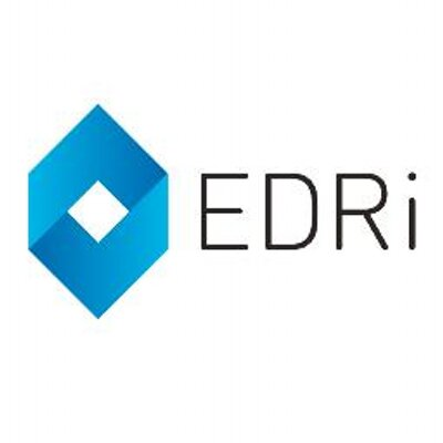 EDRI logo
