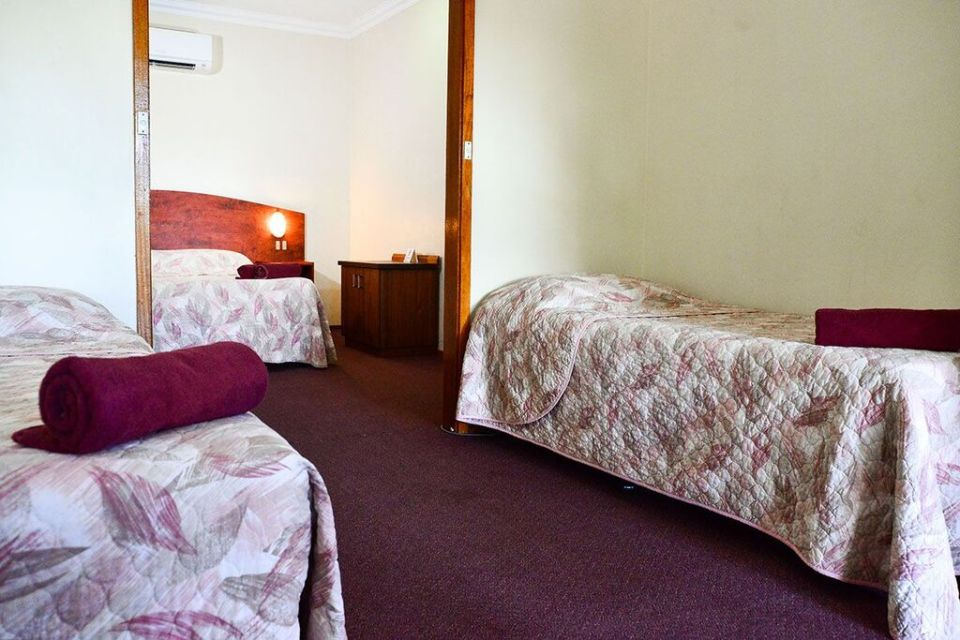 Ayers Rock Accommodation