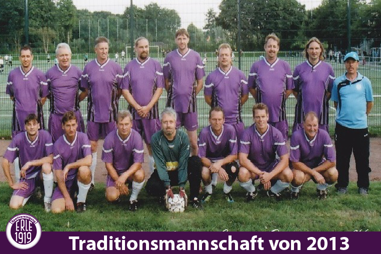 Traditionsmannschaft 2013