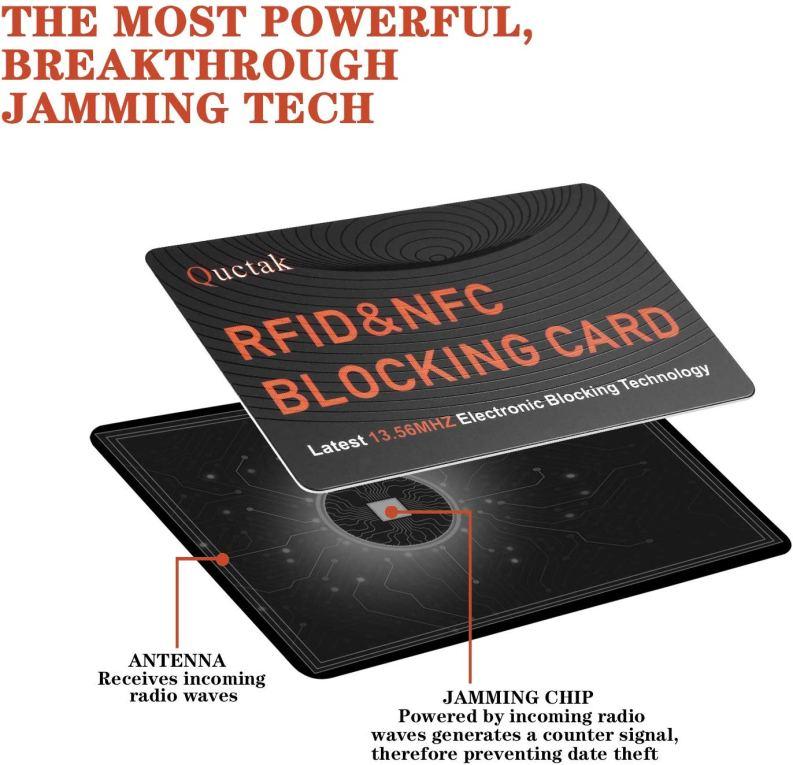 RFID Blocking Card