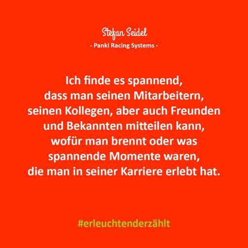 Zitat Pankl Seidel